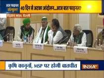 7th round of Centre-farmer talks begins at Delhi