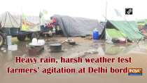 Heavy rain, harsh weather test farmers