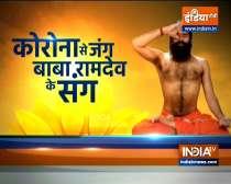 Know effective yogasanas, pranayamas and home remedies from Swami Ramdev