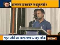 'Knickerwallahs' from Nagpur can't decide future of Tamil Nadu: Rahul Gandhi