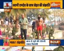 Know best yogasanas from Swami Ramdev to cure every skin disease