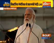 From LAC to LOC, world witnessing powerful avatar of India once envisioned by Netaji: PM Modi in Kolkata