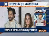 Super 100: Varun Dhawan marries