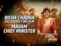 Actress Richa Chadha talks about her upcoming movie