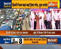 Farmers across Maharashtra gather at Mumbai