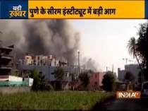 Breaking: Major Fire breakout at Pune