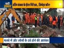 18 dead as crematorium roof collapses in Ghaziabad