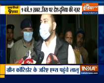 Top 9 News: Lalu Yadav airlifted to Delhi