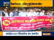 15,000 Maharashtra farmers reach Mumbai