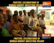 Prayers, celebrations in Harris