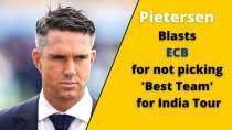 India vs England: Kevin Pietersen blasts ECB for not picking