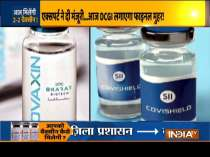 COVID-19 vaccine close to approval, DCGI likely to make announcement today