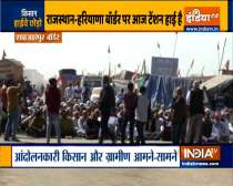 Locals demand farmers vacate Shahjahanpur protest site; want Jaipur-Delhi highway cleared