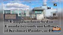 Campaign launched in Canada to condemn killings of Kashmiri Pandits in 1990