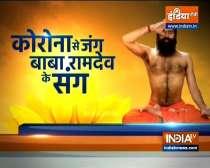 Swami Ramdev shares yoga asanas to treat deficiency diseases