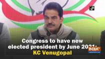 Congress to have new elected president by June 2021: KC Venugopal