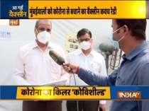 BMC explains COVID-19 vaccination process in Mumbai