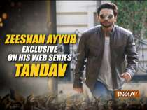 Actor Mohammed Zeeshan Ayyub talks about his character in the movie