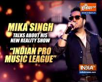 Singer Mika Singh talks about his new show