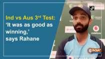 Ind vs Aus 3rd Test: