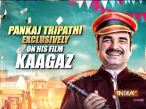 Actor Pankaj Tripathi talks about his upcoming movie