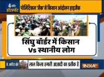 Ground reports from Tikri, Singhu, Ghazipur, Shahjahanpur border | Here