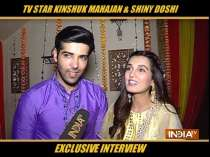 Kinshuk Mahajan and Shiny Doshi talk about their show