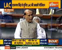 India-China agreed both sides should achieve complete disengagement at the earliest: Rajnath in Lok Sabha