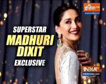 Dancing Diva Madhuri Dixit talks about Dance Deewane