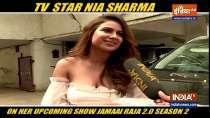 Actress Nia Sharma gets candid about her upcoming show Jamai Raja 2