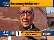 Digvijaya Singh attacks Agri minister, says Tomar doesn