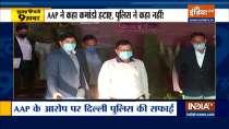 Top 9 News: Delhi Police junks reports of CM Arvind Kejriwal