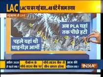 Indian, Chinese soldiers at LAC start disengagement along Pangong Tso