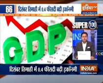 Super 100: India exits recession with 0.4% GDP growth in FY21 Q3