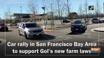 Car rally in San Francisco Bay Area to support GoI