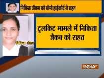 Toolkit case: Bombay HC grants  3 weeks transit bail to Nikita Jacob