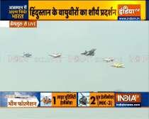 Aero India 2021 takes off: Air Power on display at Bengaluru