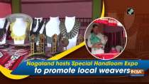 Nagaland hosts Special Handloom Expo to promote local weavers