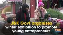 J&K Govt organises winter exhibition to promote young entrepreneurs