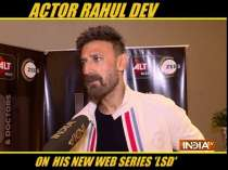 Rahul Dev talks about his character in