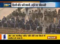 Special News | Iron Nails, Barricades: Delhi Police beefs up security at borders