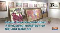 Odisha State Museum hosts international exhibition on folk and tribal art