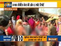 Unnao case: Post-mortem conducted on 2 girls, victims