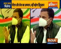 How Rahul Gandhi lied when he repeatedly said, Indian territory was handed over to China