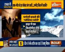 Uttarakhand disaster: Flash floods caused due to hanging glacier collapse, says scientist