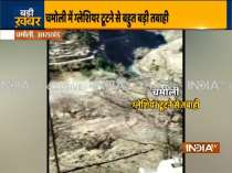 Uttarakhand glacier burst: Chief Minister TS Rawat leaves for Chamoli to assess the situation