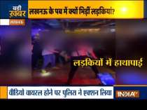 WATCH: Ruckus at Lucknow bar after after drunk youngsters engage in fistfight