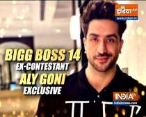 Watch what Aly Goni told IndiaTV after Bigg Boss 14 finale