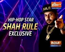 Rapper Shah Rule on his new songs Khara Sona & Hooked