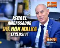 Israel is looking forward to invest in Make in India and Atmanirbhar Bharat scheme, says Envoy Ron Malka